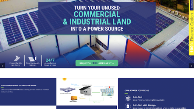 Distributed Power Africa