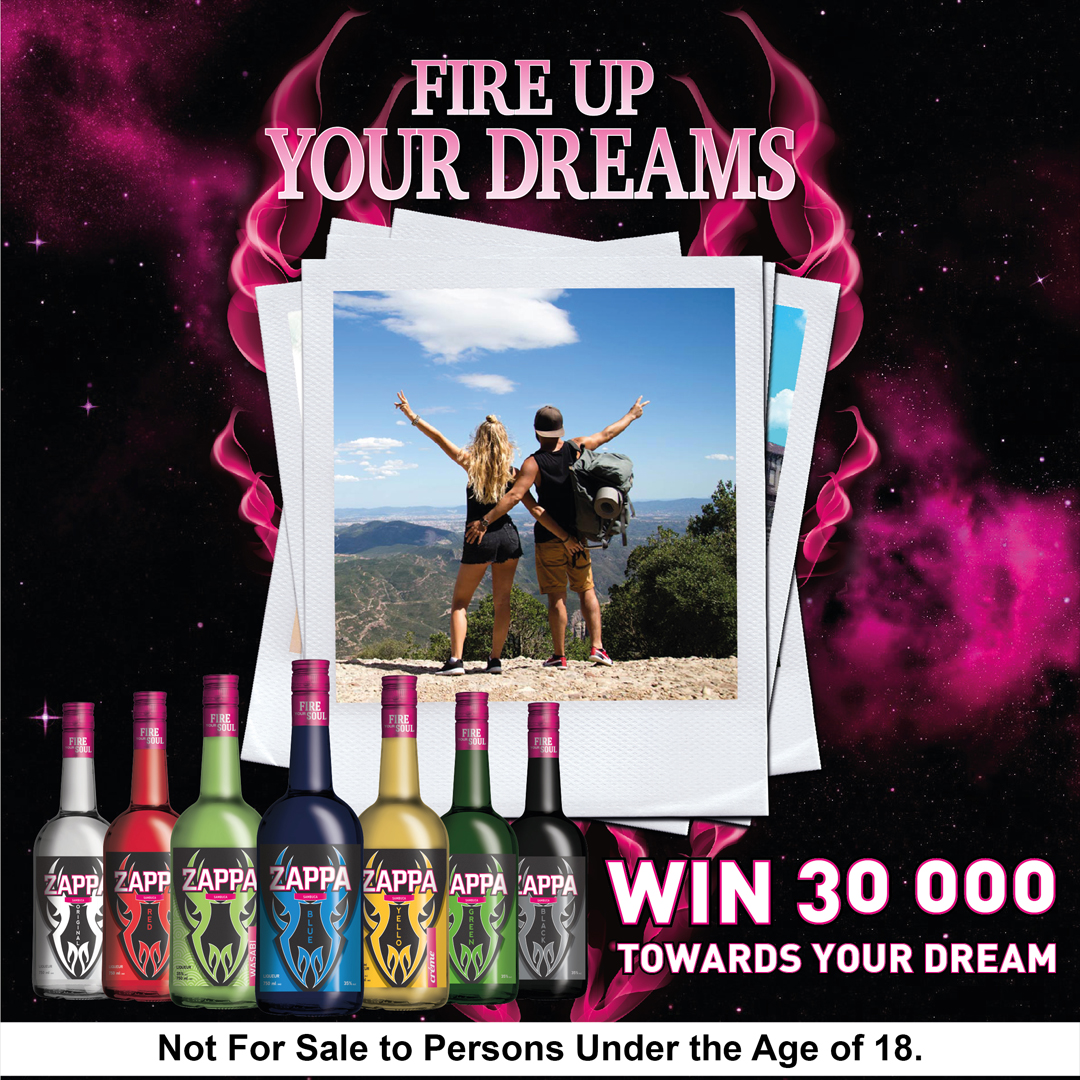Zappa Fire Up Your Dreams