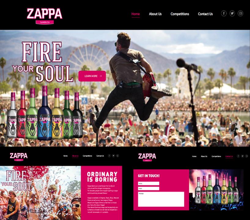 Zappa - Fire Your Soul